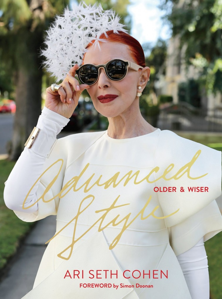 Advanced Style with Seth Cohen and Cover with Valerie Von Sobel on The LIFE CHANGE Show with Filippo Voltaggio, Mark Laisure and Dorothy Donahue