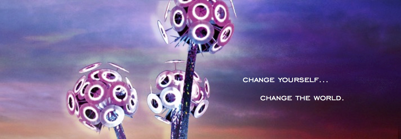 LIFE CHANGES Facebook Community Page Has New Life Changing Art Cover Photo