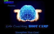 October 21, 2015 Life Coaching Boot Camp Six Week Women's Group Workshop