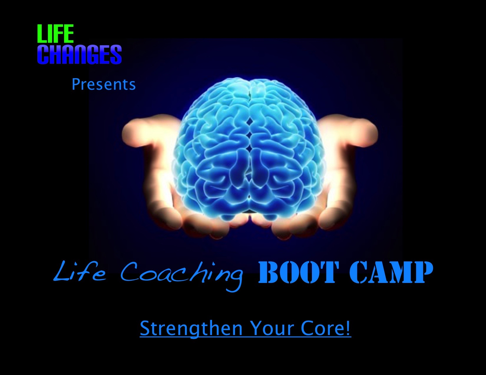 October 8, 2015 Life Coaching Boot Camp Six Week Men's Group Workshop