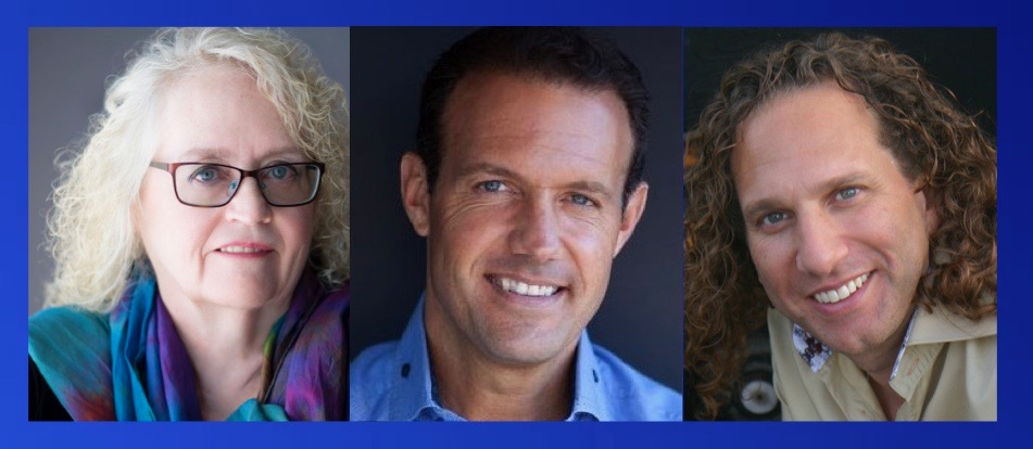Randomly Acting Kind with Guests Mark Laisure, Dorothy Donahue and Filippo Voltaggio and Musical Guest Francesco DiCosmo on The LIFE CHANGES Show #402