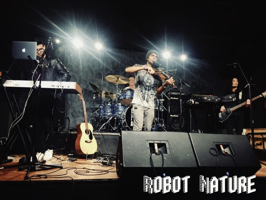 Giving The Gift of Time with Guest Collin Lee and  Musical Guests Robot Nature - Radio Show #421 Pg2