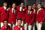 Gift Giving From The Garden, with Guest Christy Wilhelmi and Musical Guests, Burbank High School's Gentlemen's Octet, and Sirens on The LIFE CHANGES Show #508 Pg2