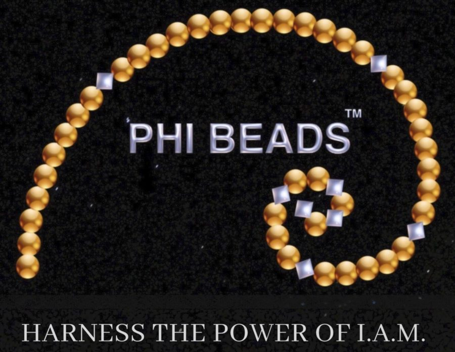 PHI Beads Wearable Transformational Jewelry / Tools