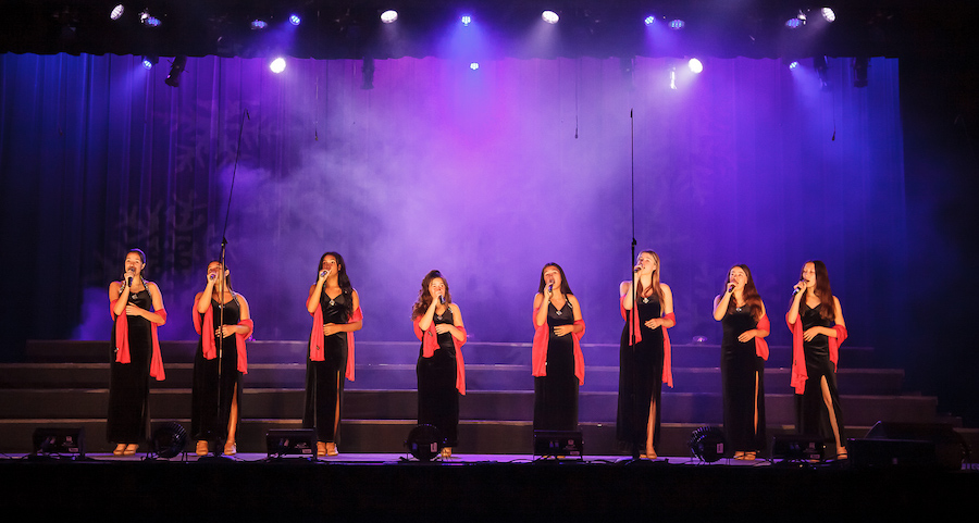 Help You Become You, with Guest G. Brian Benson, and Musical Guests Burbank High School Choir's Sirens, and Gentlemen's Octet, on The LIFE CHANGES Show #560 Pg2