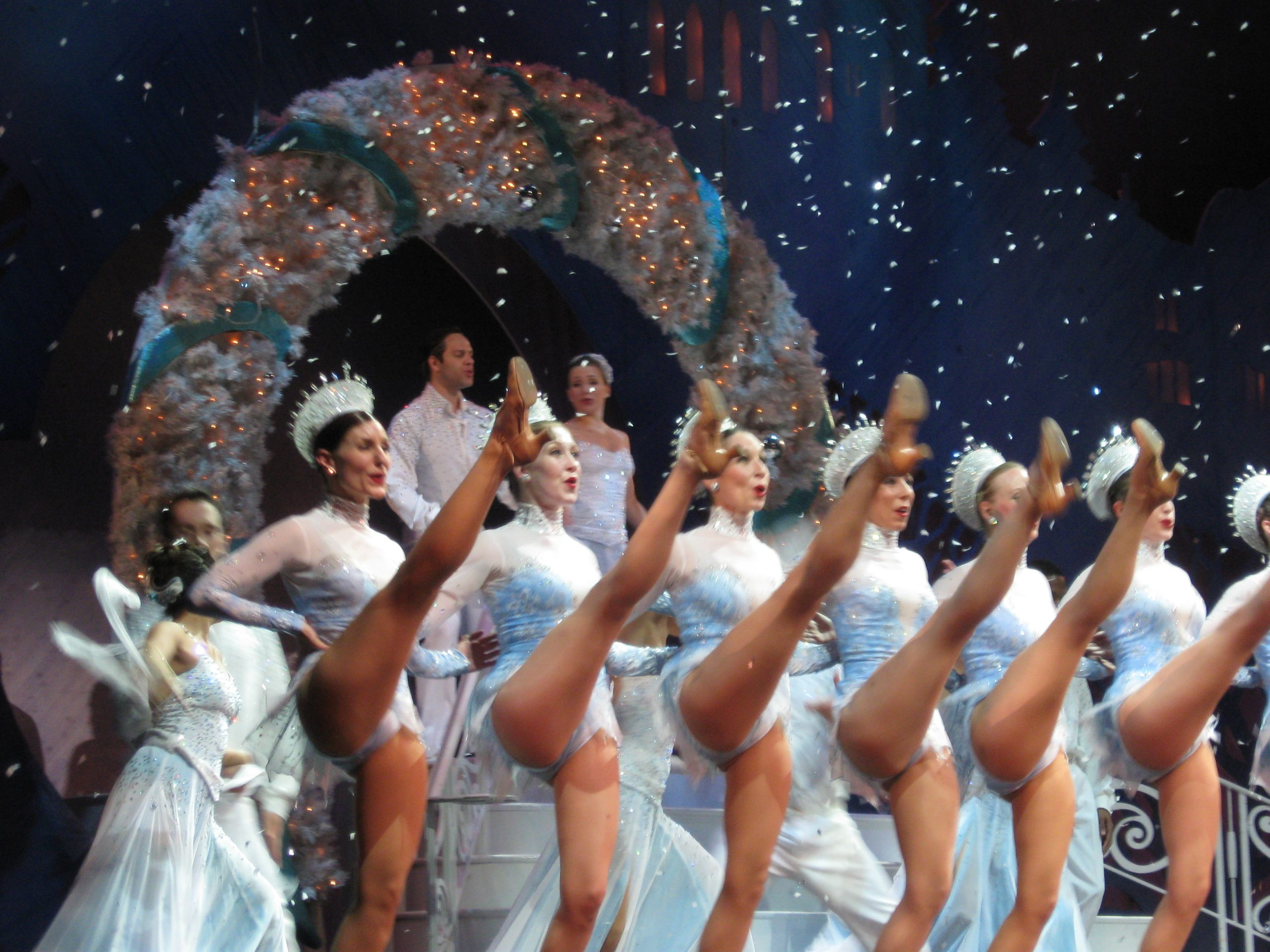 From Kickline to Consciousness: A Radio City Rockette Experience