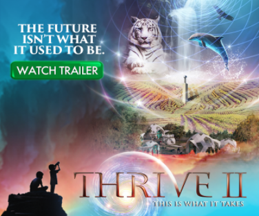 THRIVE II This Is What It Takes