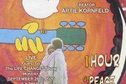 Happy Birthday to Woodstock Creator, Producer and Promoter Artie Kornfeld