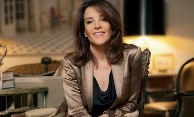 Marianne Williamson on Life Changes With Filippo - Radio Show #250